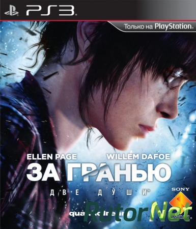 [PS3] Beyond: Two Souls [RUSSOUND]