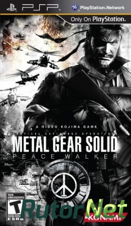 [PSP] Metal Gear Solid: Peace Walker [2010]