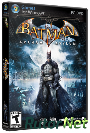 Batman Arkham: Dilogy (2009-2011) PC | Steam-Rip от R.G. Игроманы
