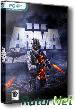 Arma III (v.1.0.0.109911) 2013 | PC Repack by R.G.Rutor.net