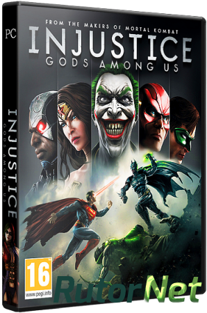 Injustice: Gods Among Us. Ultimate Edition (2013) PC | Steam-Rip by R.G.Rutor.net