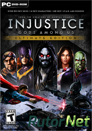 Injustice Gods Among Us Ultimate Edition [MULTI11/RUS/ENG]