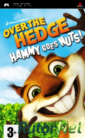 [PSP] Over the Hedge: Hammy Goes Nuts [2006]