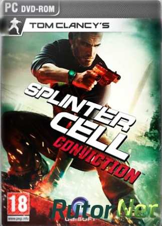 Tom Clancy's Splinter Cell: Conviction Deluxe Edition [v.1.02] | PC RePack by R.G.Rutor.net