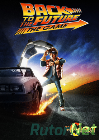 Back To The Future: The Game [RUS|ENG] | PC RePack от R.G. Механики