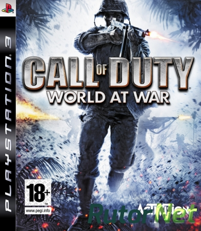 Call of Duty: World at War [EUR/RUS] [All DLC] RePack by Wanderer