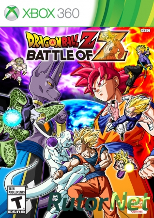 Dragon Ball Z: Battle of Z [PAL / NTSC-J / ENG]