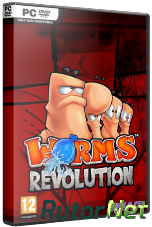 Worms Reloaded: Game of the Year Edition (2010) PC | Лицензия