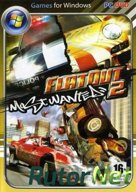 FlatOut 2 Most Wanted [RePack] [RUS] (2009) (1.2)