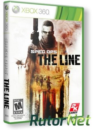[Xbox 360]Spec Ops: The Line (Freeboot) [2012]
