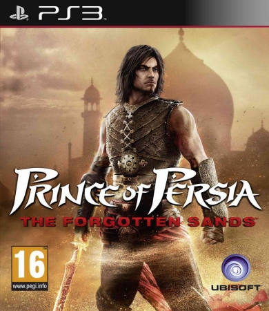Prince of Persia: The Forgotten Sands [EUR/RUS] [RePack]