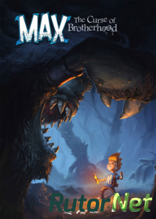 Max: The Curse of Brotherhood [ENG|Multi6/ENG] (2014) | PC RePack от R.G.Rutor.net