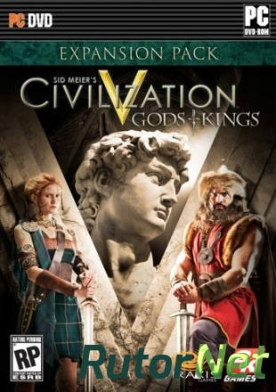 Sid Meier's Civilization V: Gods and Kings - Game of the Year Edition (2012/PC/Repack/Rus) R.G. Revenants