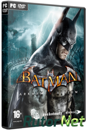 Batman: Arkham Asylum - Game of the Year Edition (2010) РС | RePack