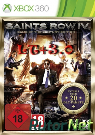Saints Row IV - Game of the Century Edition [Region Free / ENG](LT+3.0)