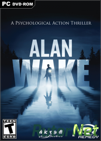 Alan Wake - Collector's Edition (2010) PC |  RePack by R.G.Rutor.net
