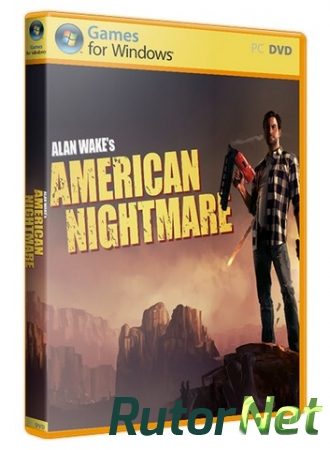 Alan Wake's American Nightmare (2012) PC | RePack by R.G.Rutor.net