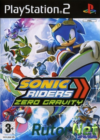 [PS2] Sonic Riders: Zero Gravity [ENG/Multi5/PAL]