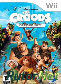 [Wii] He Croods: Prehistoric Party![NTSC][Eng] (2013)