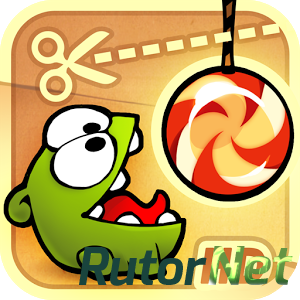 Cut the Rope HD (2014) iPhone, iPod, iPad