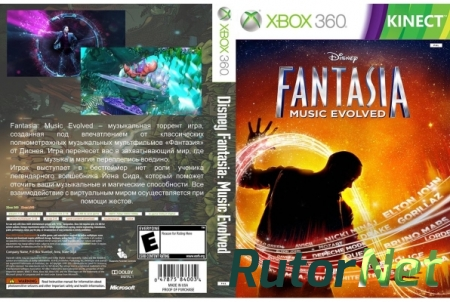 Fantasia: Music Evolved (2014) XBOX360