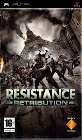 [PSP]RESISTANCE: RETRIBUTION