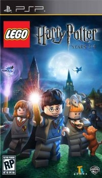 [PSP] LEGO HARRY POTTER YEARS 1-4