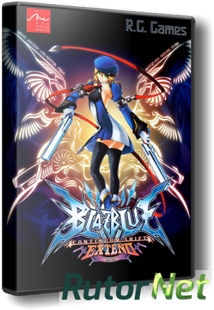 BlazBlue: Continuum Shift Extend (2014) [En] (1.0) Repack R.G. Games