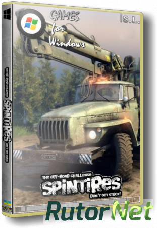Spintires (2014) PC | RePack by SeregA-Lus