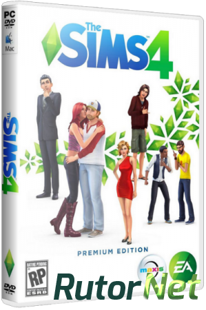 The Sims 4: Deluxe Edition [v 1.3.32.10] (2014) PC | RePack от xatab
