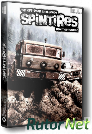 Spintires [Build 16.01.15 v1] (2014) PC | RePack by SeregA-Lus