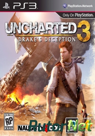 Uncharted 3: Drake's Deception (PAL) [RUSSOUND/3.55 FIX]