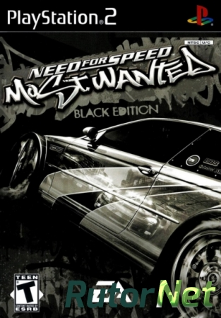 [PS2] Need For Speed: Most Wanted Black Edition [RUS|NTSC][«ViT Company»]