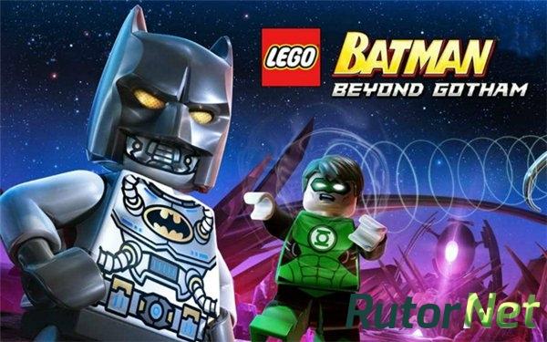 LEGO Batman: Покидая Готэм / LEGO Batman: Beyond Gotham v1 ...