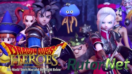 Dragon Quest Heroes [2015|Jap|Eng]