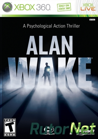 Alan Wake [RePack] [DLC] [FULL] [2010|Rus]