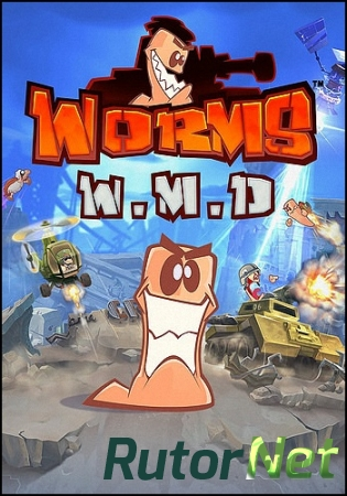Worms W.M.D [Wormhole Update] (2016) PC | RePack от FitGirl