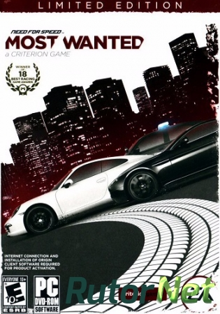 Need for Speed Most Wanted: Limited Edition [v 1.5.0.0] (2012) PC | RePack от FitGirl