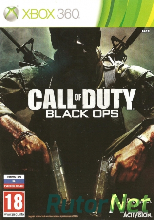 [FULL][DLC]Call Of Duty: Black Ops Complete Edition [RUSSOUND] (Релиз от R.G DShock)