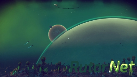No Man's Sky [v 1.76 + 2 DLC] (2016) PC | Лицензия