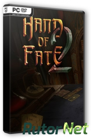Hand of Fate 2 [v 1.6.4 + DLC] (2017) PC | RePack от R.G. Catalyst