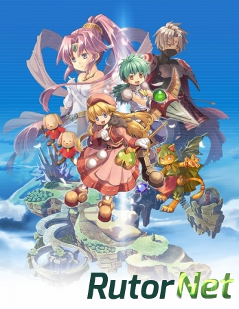 Zwei: The Arges Adventure (XSEED Games, Marvelous USA, Inc.) (ENG-JAP) [L] - PLAZA