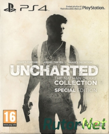 Uncharted: The Nathan Drake Collection [EUR/RUS]