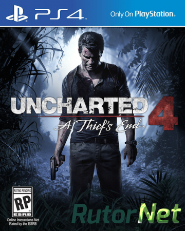 (PS4)Uncharted 4: A Thief's End [EUR/RUS]