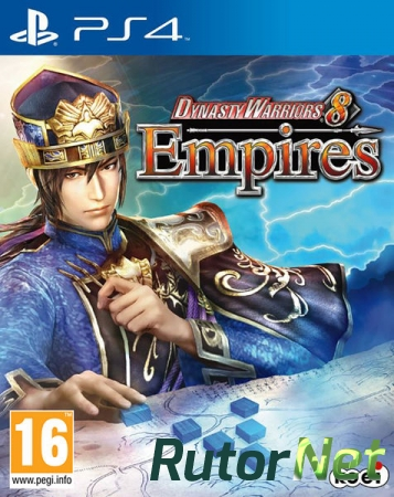 (PS4)DYNASTY WARRIORS 8 Empires Free Alliances Version [EUR/ENG]