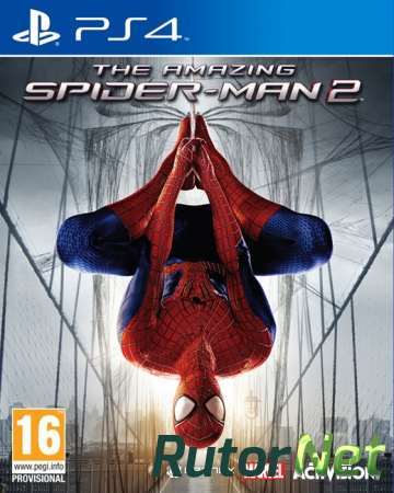 (PS4)The Amazing Spider-Man 2 [USA/ENG]