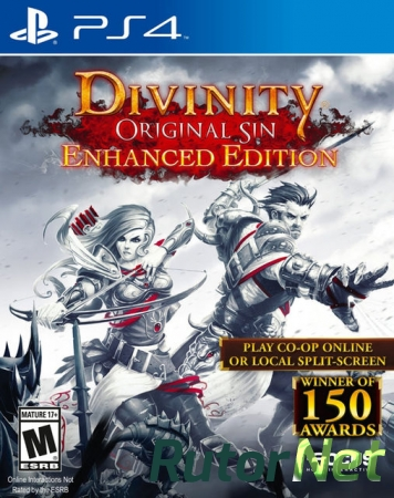 (PS4)Divinity: Original Sin - Enhanced Edition [EUR/RUS]