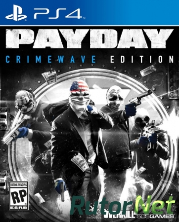 (PS4)Payday 2 Crimewave Edition [EUR/ENG]