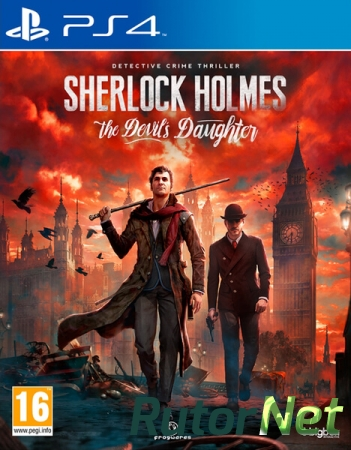 (PS4)Sherlock Holmes: The Devil's Daughter [USA/ENG]