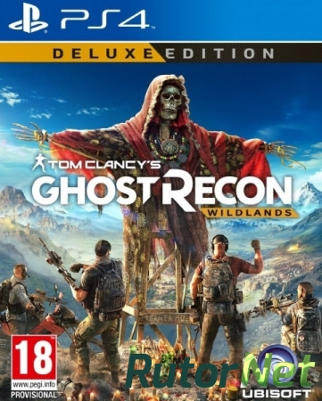 (PS4)Tom Clancy's Ghost Recon: Wildlands Deluxe Edition [EUR/ENG]